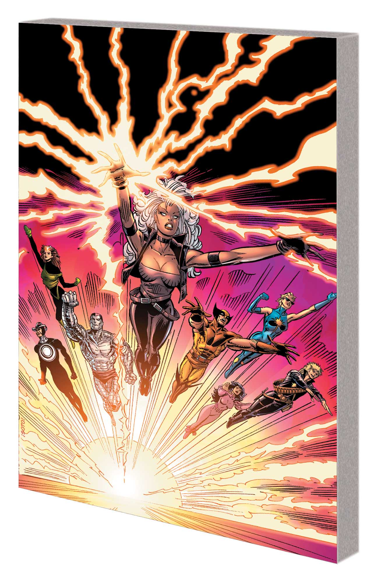 X-Men: Fall of the Mutants (Trade Paperback)
