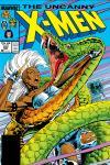 Uncanny X-Men (1963) #223 Cover