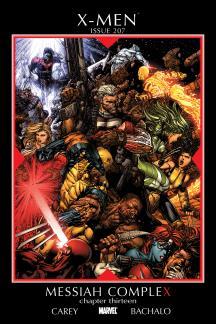 X-Men #207