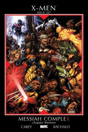 X-Men (2004) #207