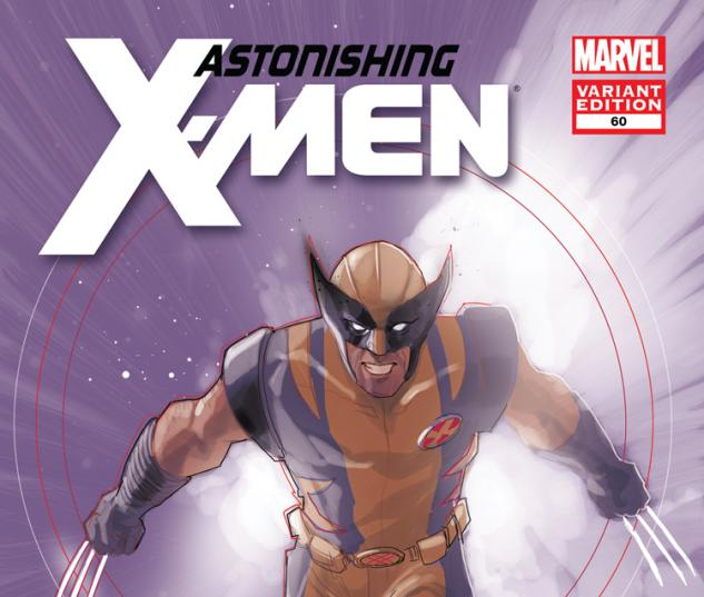 ASTONISHING X-MEN 60 NOTO VARIANT (1 FOR 50, WITH DIGITAL CODE)