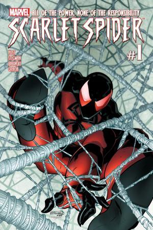 Scarlet Spider (2011) #1