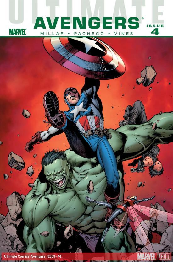 Ultimate Comics Avengers (2009) #4