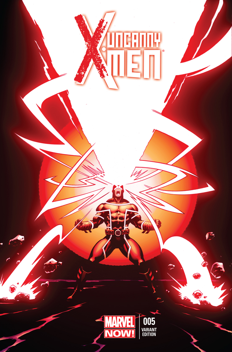 Uncanny X-Men (2013) #5 (Mcguinness Variant)