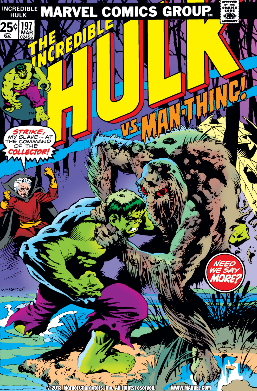 Incredible Hulk (1962) #197