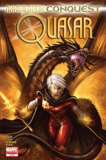 Annihilation: Conquest - Quasar (2007) #4