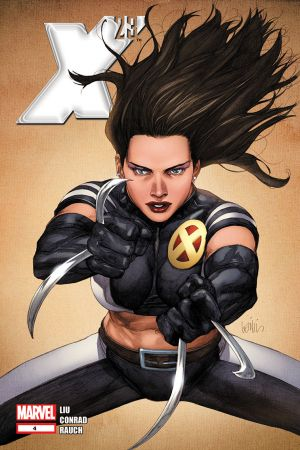 X-23 (2010) #4