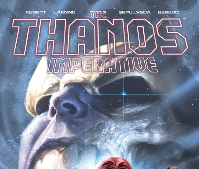 The Thanos Imperative: Devastation (2010) #1