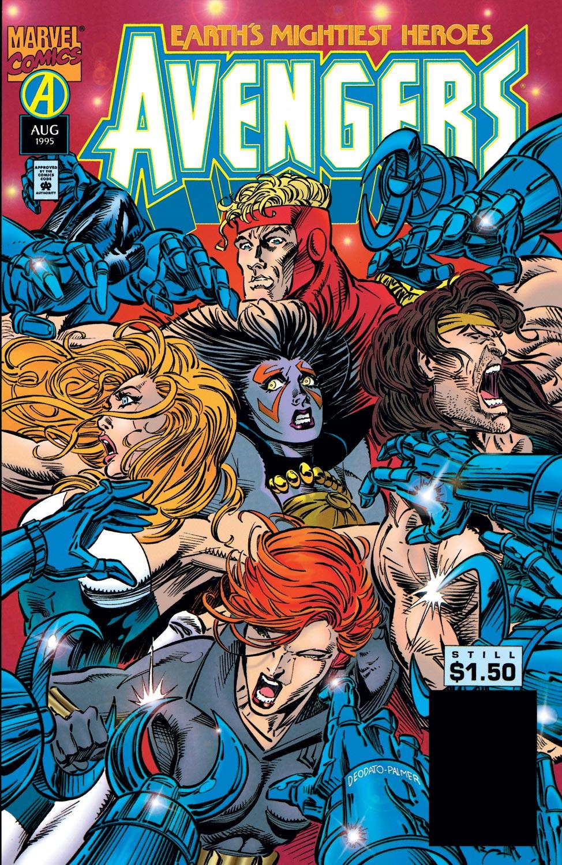Avengers (1963) #389