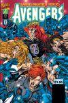Avengers (1963) #389 Cover