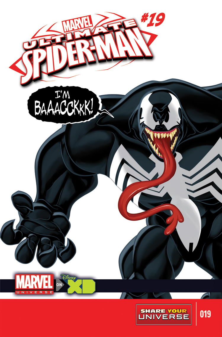 Marvel Universe Ultimate Spider-Man (2012) #19