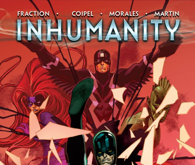 INHUMANITY 1 (WITH DIGITAL CODE)