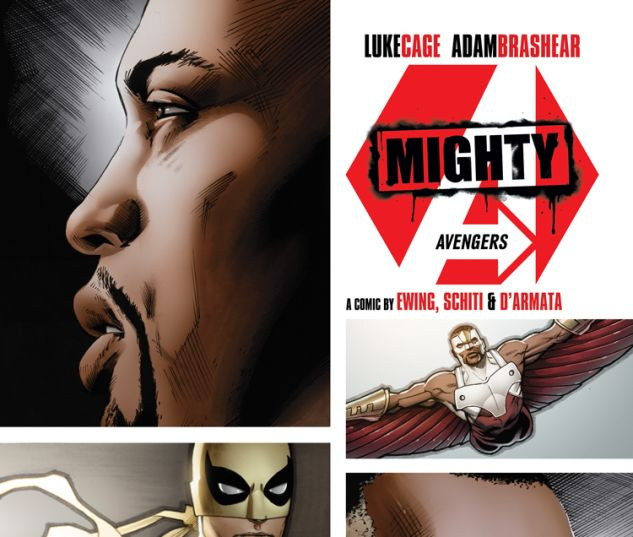 MIGHTY AVENGERS 6 (WITH DIGITAL CODE)