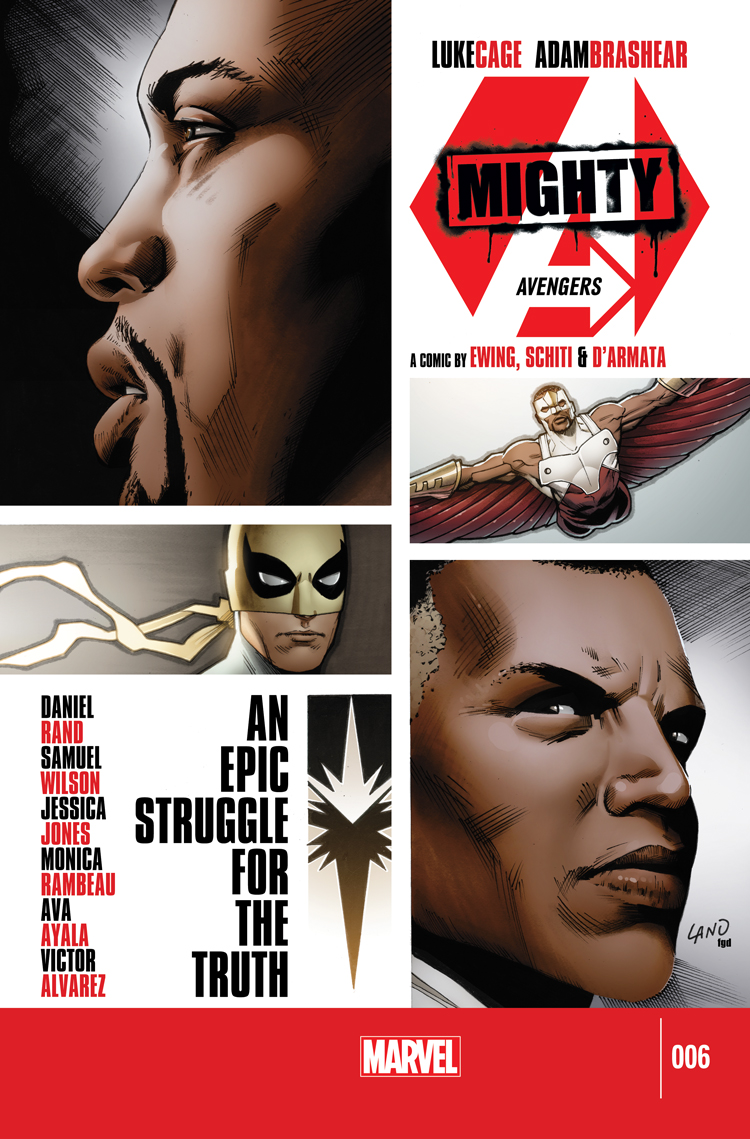 Mighty Avengers (2013) #6