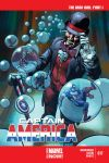 cover from Captain America (2012) #17