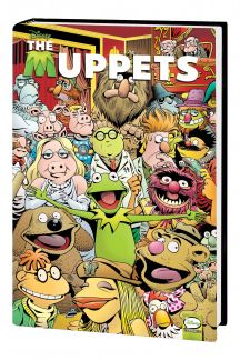 The Muppets (Hardcover)