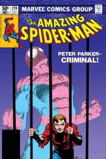 The Amazing Spider-Man (1963) #219