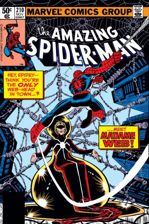 The Amazing Spider-Man (1963) #210