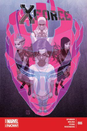 X-Force (2014) #6