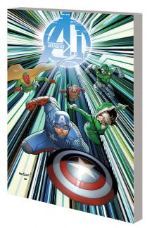 Avengers A.I. (Trade Paperback)