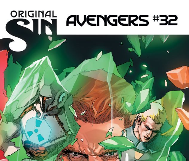AVENGERS 32 (SIN, WITH DIGITAL CODE)
