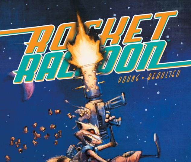 ROCKET RACCOON 2 (ANMN, WITH DIGITAL CODE)