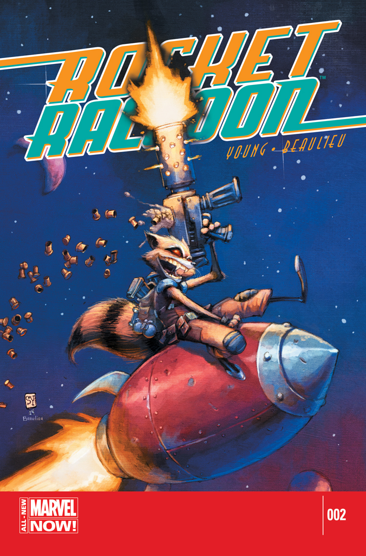 Rocket Raccoon (2014) #2