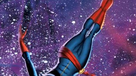 Marvel AR: Captain Marvel #1 Cover Recap