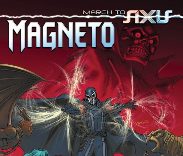 MAGNETO 9 (MTAX, WITH DIGITAL CODE)