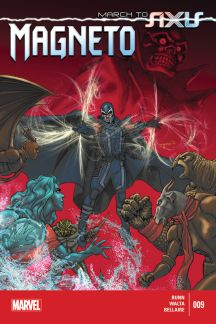 Magneto (2014) #9