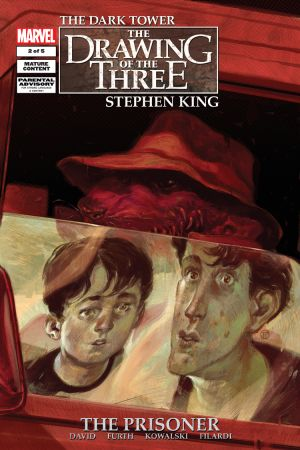 Dark Tower: The Drawing of the Three - The Prisoner #2