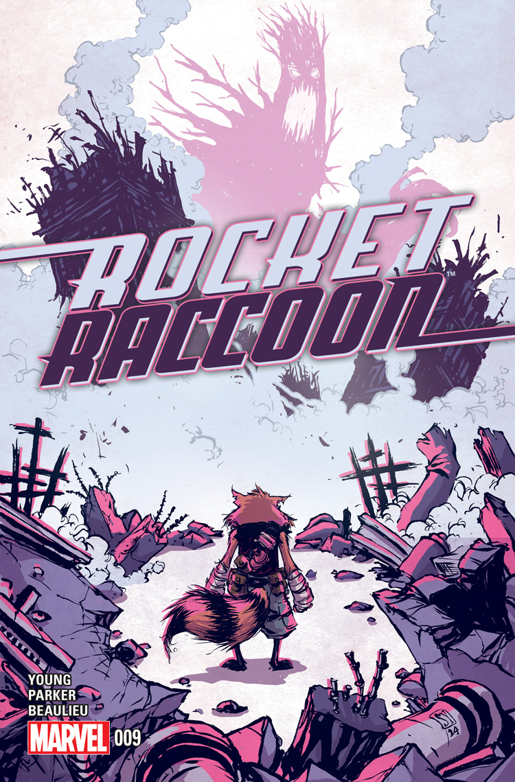 Rocket Raccoon (2014) #9