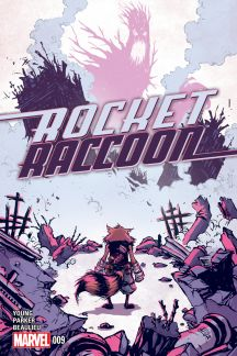 Rocket Raccoon (2014) #9