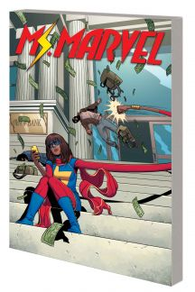Ms. Marvel Vol. 2: Generation Why (Trade Paperback)