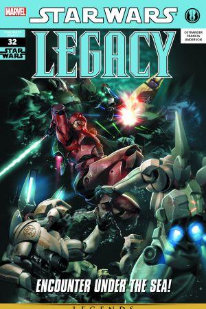 Star Wars: Legacy (2006) #32
