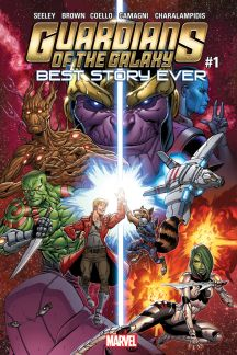 Guardians of the Galaxy: Best Story Ever #1
