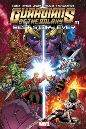 Guardians of the Galaxy: Best Story Ever (2015) #1