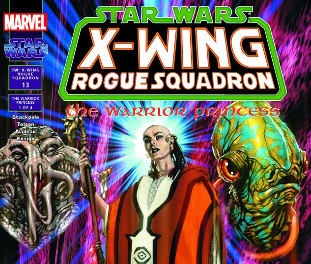 Star Wars: X-Wing Rogue Squadron (1995) #13