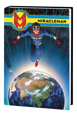 MIRACLEMAN BOOK 3: OLYMPUS PREMIERE HC ADAMS COVE (Hardcover)