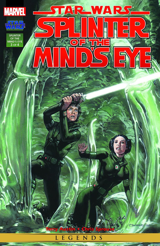 Star Wars: Splinter Of The Mind'S Eye (1995) #3