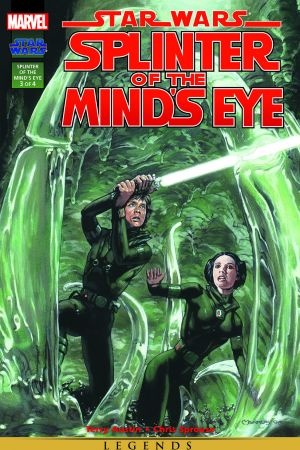 Star Wars: Splinter Of The Mind'S Eye #3