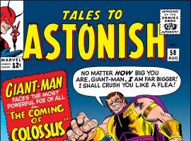 Tales to Astonish (1959) #58