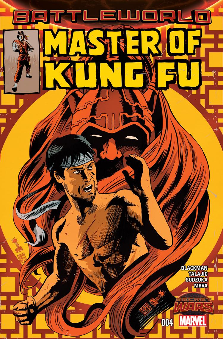 Master of Kung Fu (2015) #4