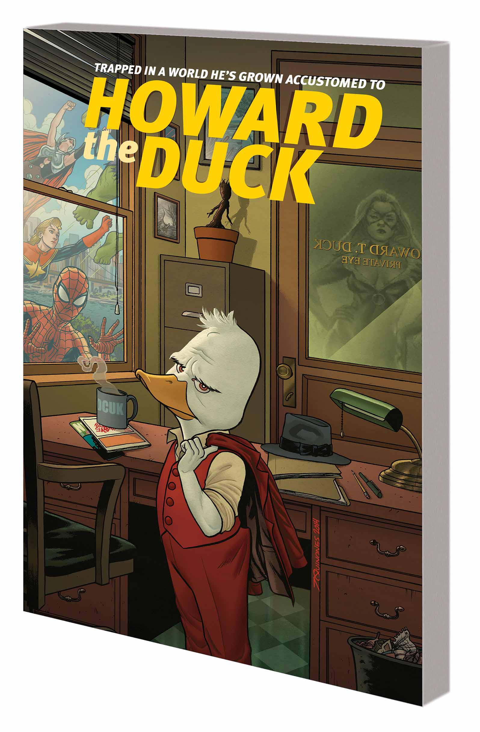 Howard the Duck Vol. 0: What the Duck (Trade Paperback)