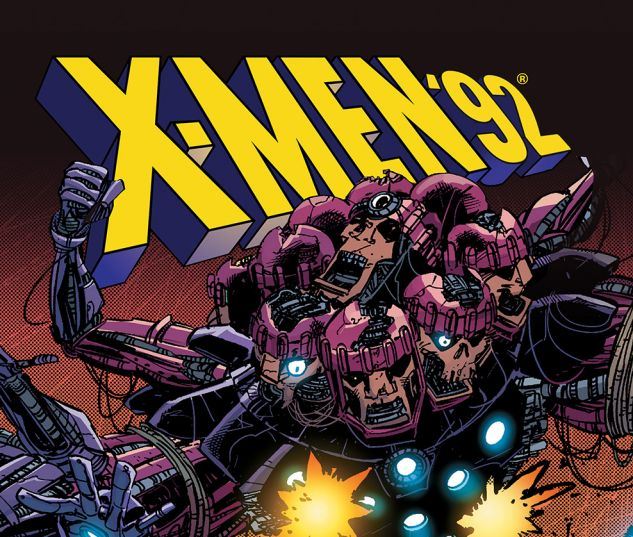 X-Men '92 Infinite Comic (2015) #7