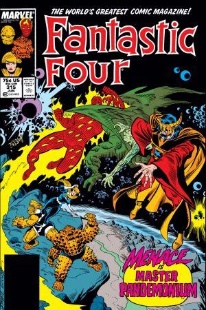 Fantastic Four (1961) #315