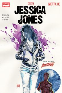 Marvel's Jessica Jones (2015) #1