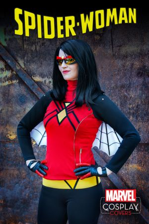 Spider-Woman (2015) #1 (Cosplay Variant)