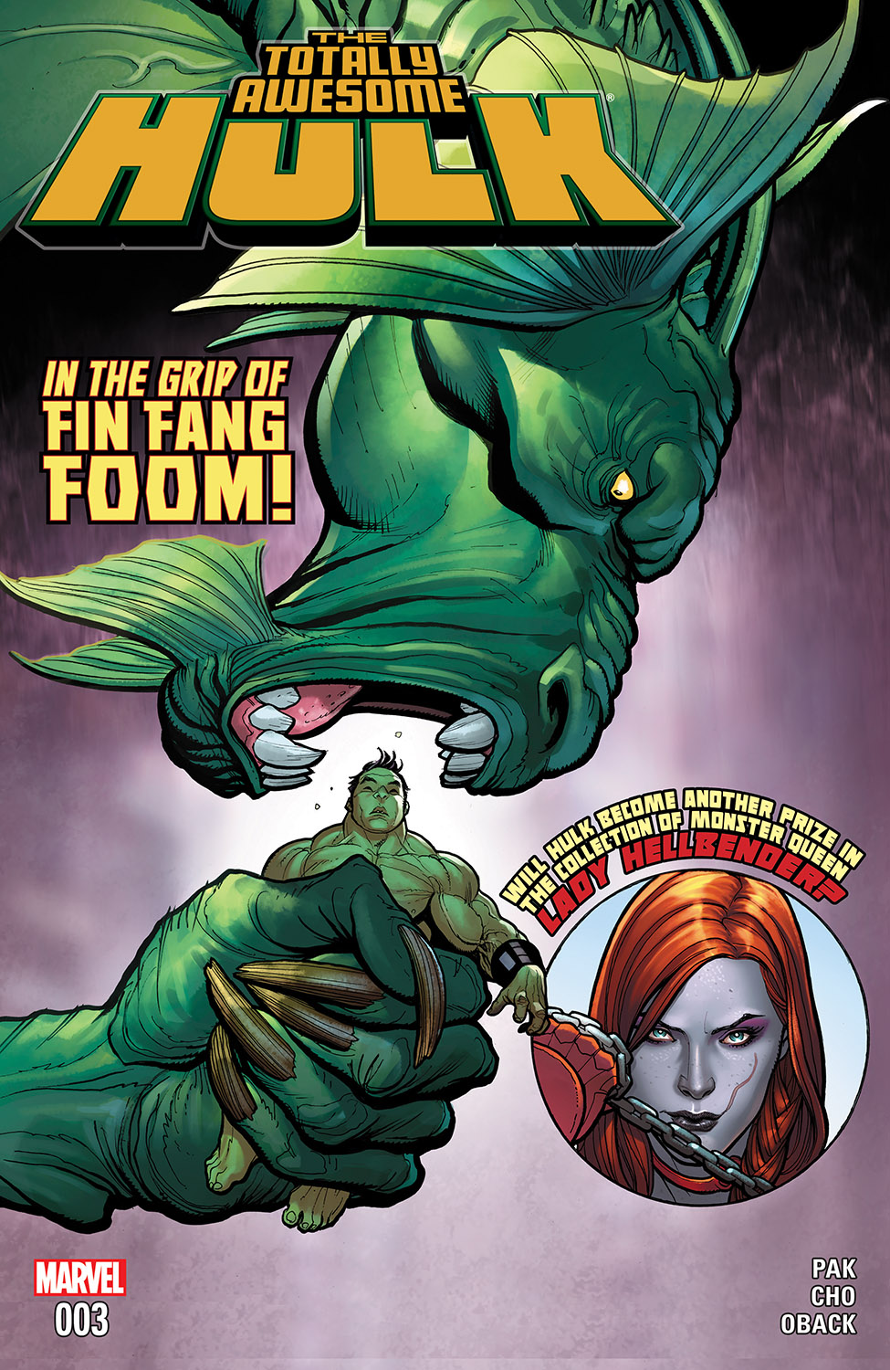 The Totally Awesome Hulk (2015) #3