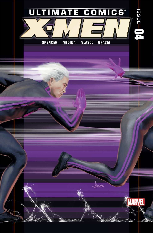 Ultimate Comics X-Men (2010) #4